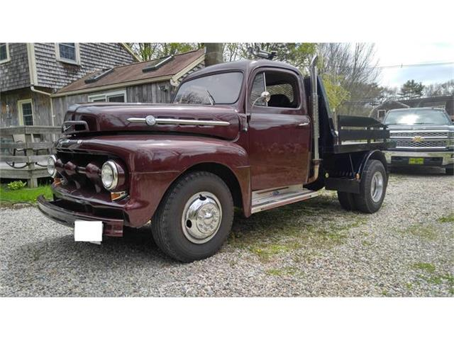 1952 Ford F-Series | 837474