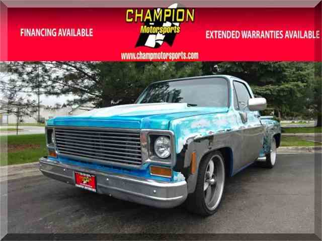 1974 Chevrolet C/K 10 | 837477