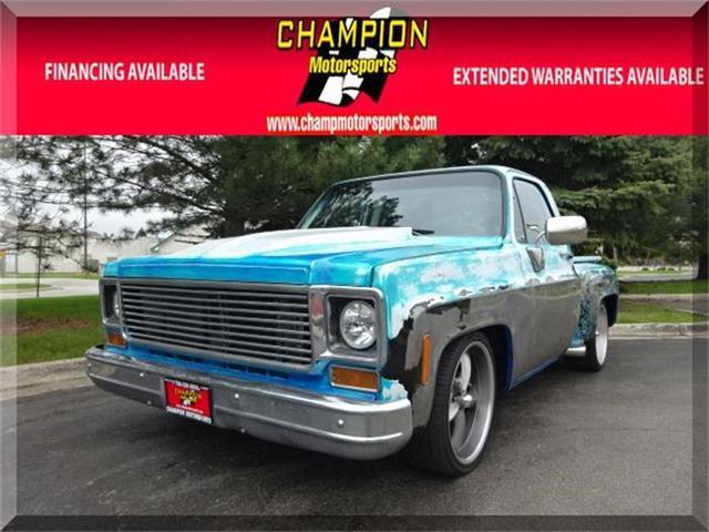 1974 Chevrolet C10 | 837477