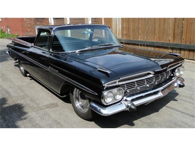 1959 Chevrolet El Camino | 837482