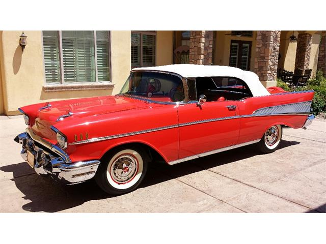 1957 Chevrolet Bel Air | 837483