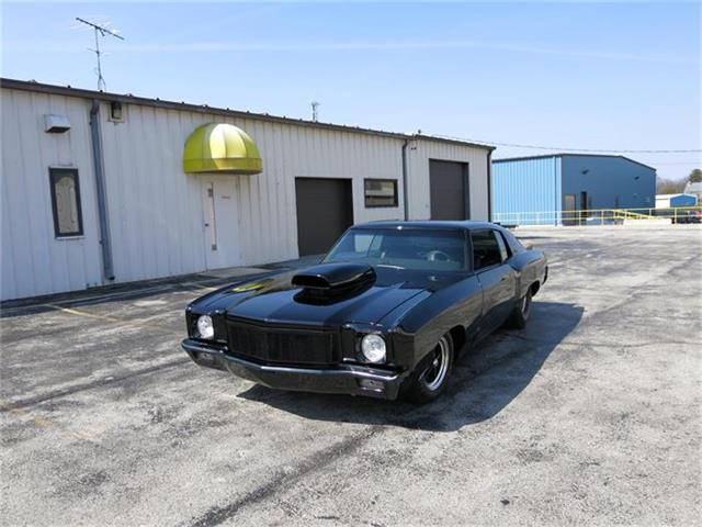 1971 Chevrolet Monte Carlo | 837484