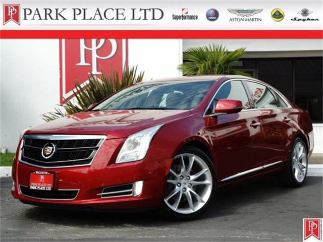 2014 Cadillac XTS Vsport | 837494