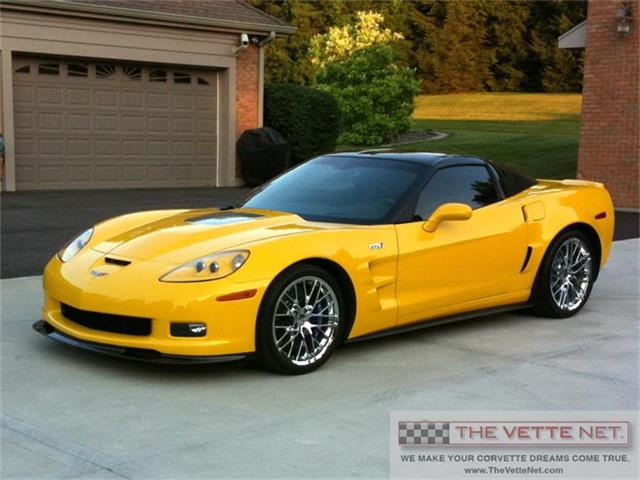 2010 Chevrolet Corvette | 837497