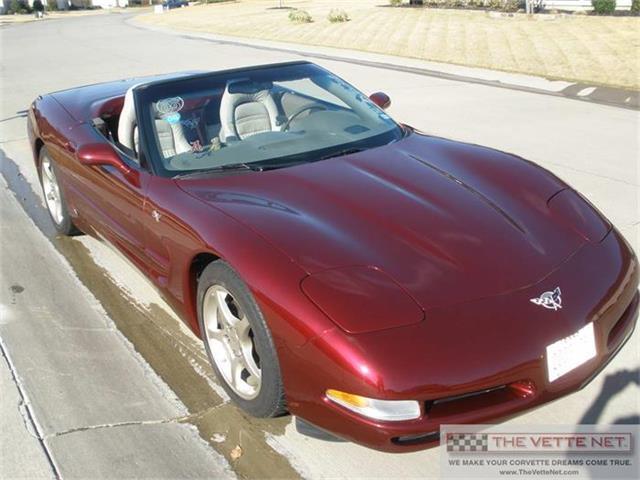 2003 Chevrolet Corvette | 837498