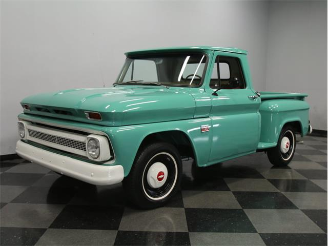 1966 Chevrolet C/K 10 | 837500