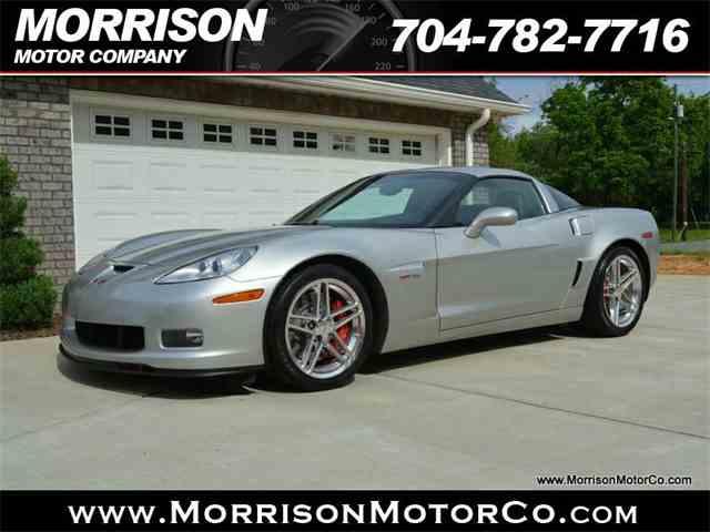 2008 Chevrolet Corvette | 837504