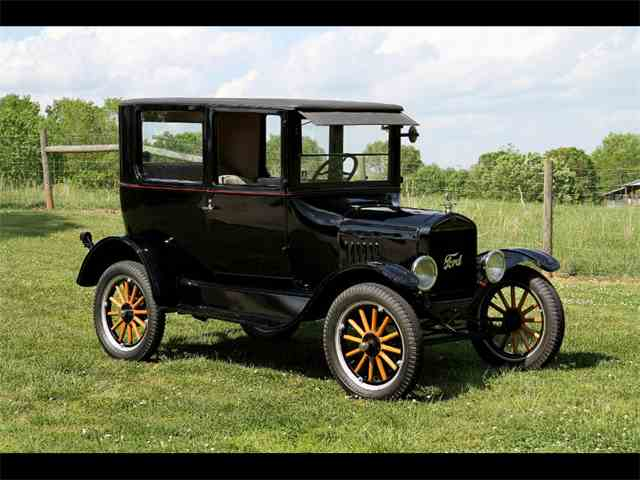 1925 Ford Model T | 837511