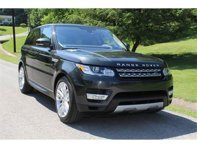 2016 Land Rover Range Rover Sport | 837522