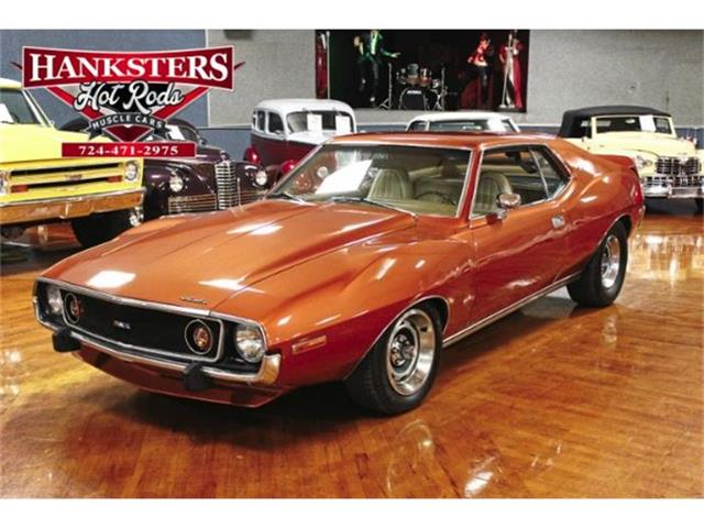 1973 AMC Javelin | 837533