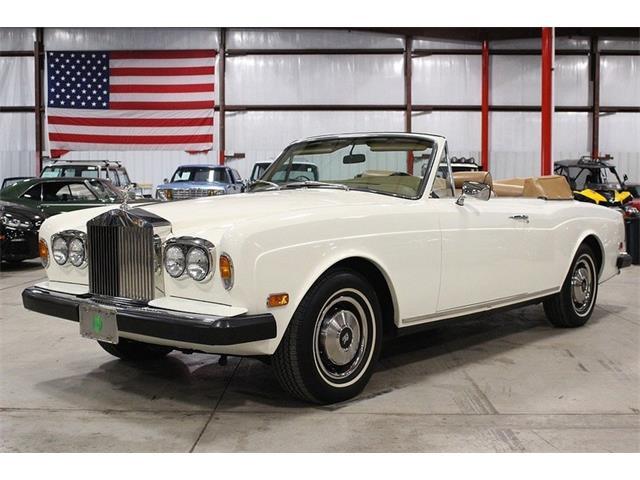 1982 Rolls-Royce Corniche | 837544
