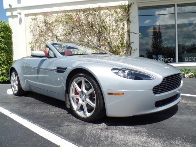 2008 Aston Martin Vantage | 837548