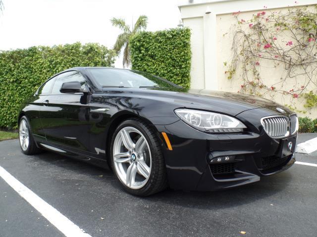 2015 BMW 650XI M Sport | 837550