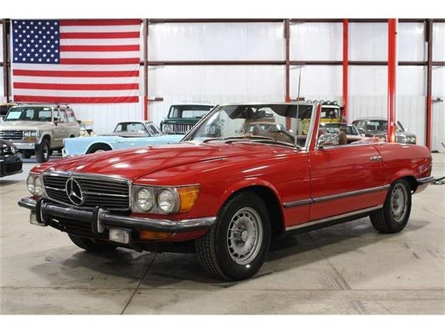 1973 Mercedes-Benz 450SL | 837551