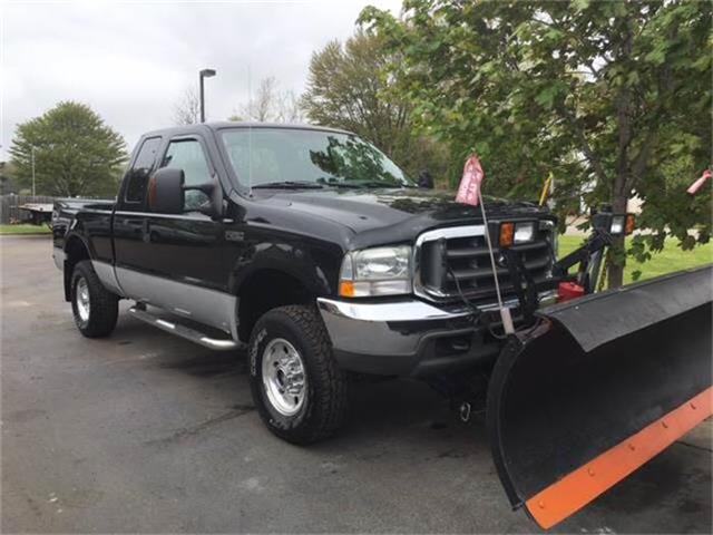 2004 Ford F250 | 837552