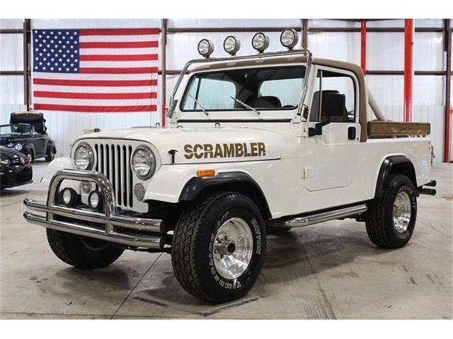 1982 Jeep Scrambler | 837554