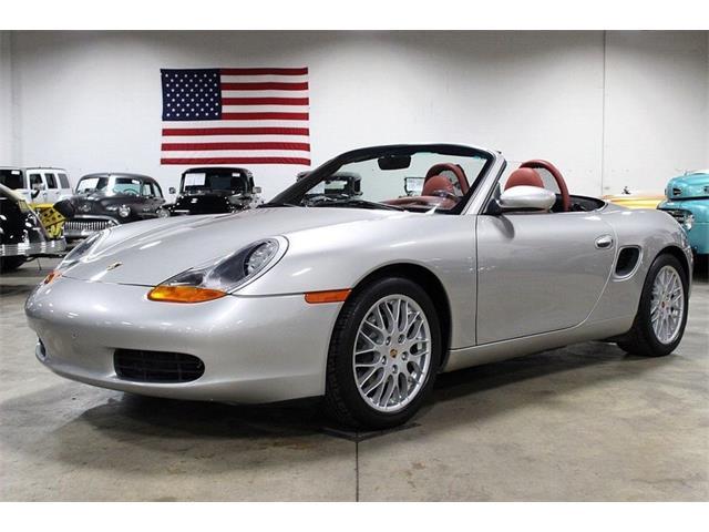 1997 Porsche Boxster | 837560