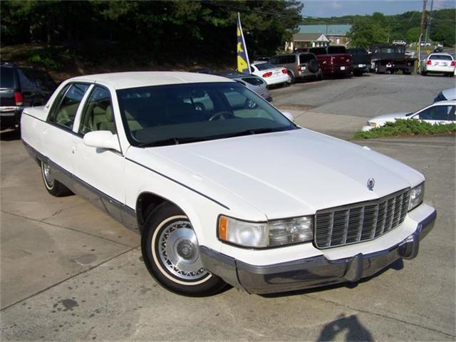 1996 Cadillac Fleetwood | 837561
