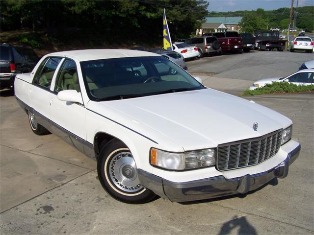 1996 Cadillac Fleetwood Brougham | 837561