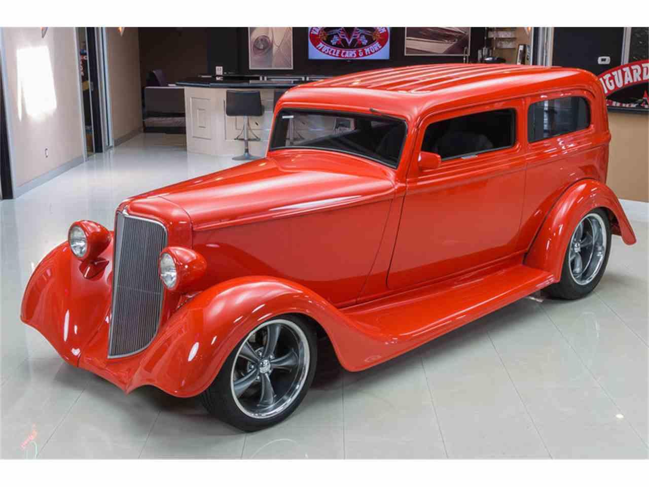 1934 Plymouth Sedan Street Rod For Sale Classiccars Com