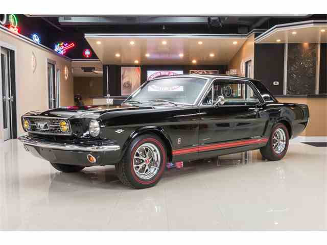 1966 Ford Mustang | 837580