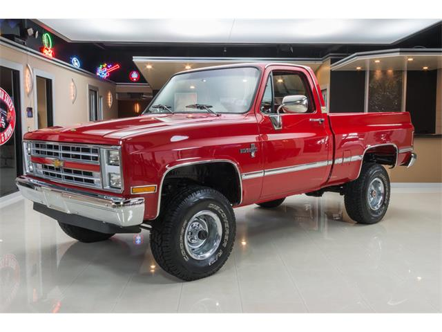 1985 to 1987 chevrolet silverado for sale on 13 available. Black Bedroom Furniture Sets. Home Design Ideas