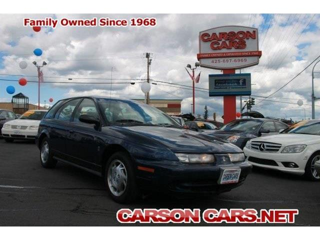 1997 Saturn S-Series | 837595
