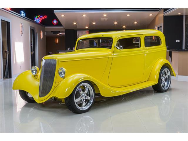 1934 Ford Tudor Sedan Street Rod | 837600
