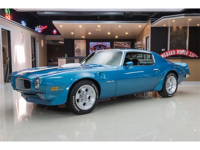 1973 Pontiac Firebird | 837606