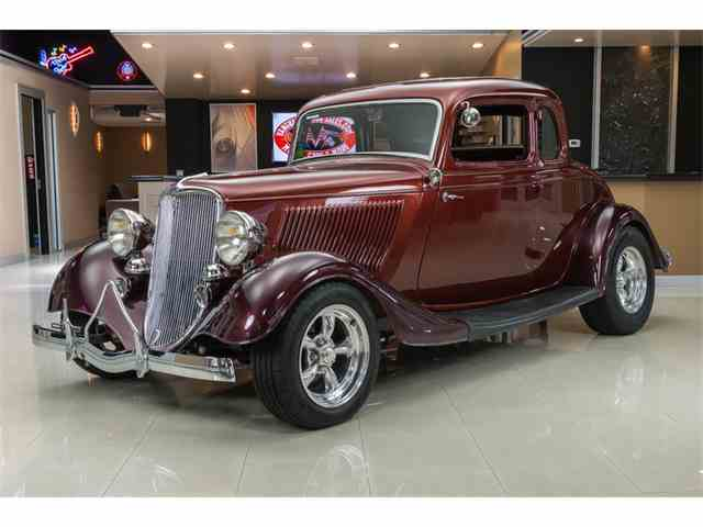 1933 Ford 5-Window Coupe Street Rod | 837607