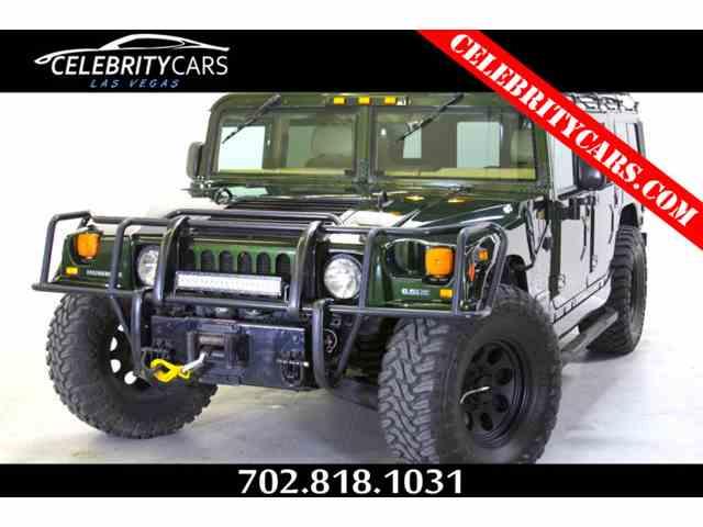 2000 Hummer H1 | 837612