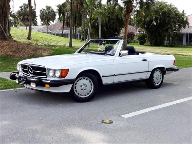 1989 Mercedes-Benz 560SL | 837613
