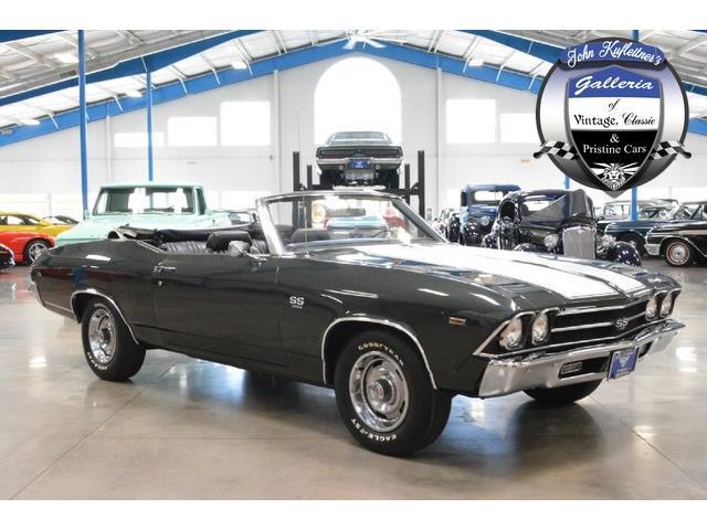 1969 Chevrolet Chevelle | 837628