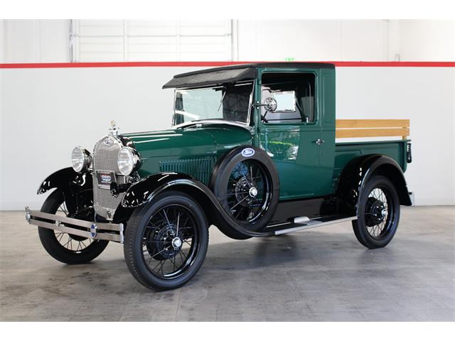 1929 Ford Model A | 837650