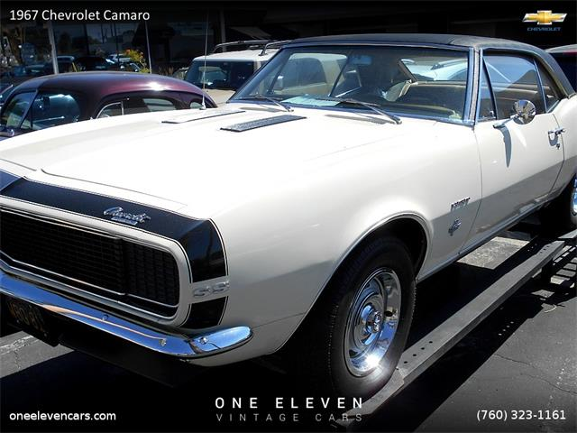 1967 Chevrolet Camaro | 837652