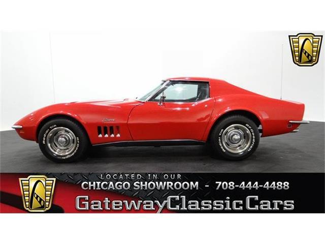 1969 Chevrolet Corvette | 837672
