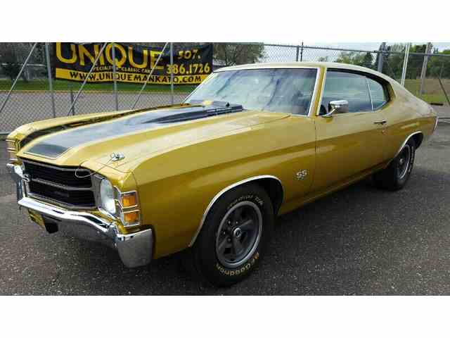1971 Chevrolet Chevelle | 837684