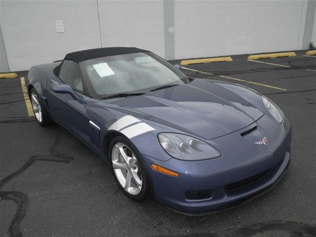 2011 Chevrolet Corvette | 837702