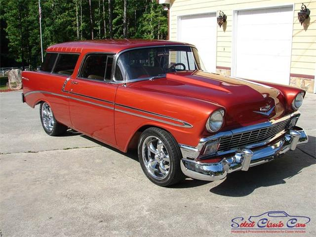 1956 Chevrolet Bel Air | 837719