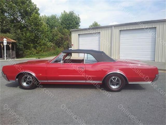 1967 Oldsmobile 442 | 837729
