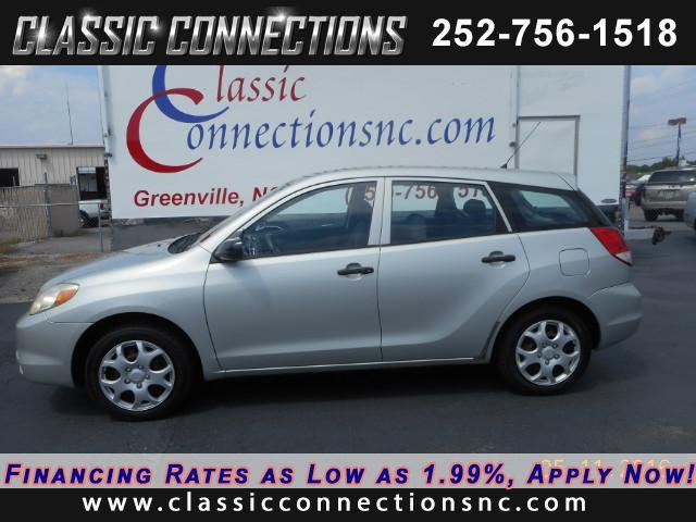 2003 Toyota Matrix | 837782