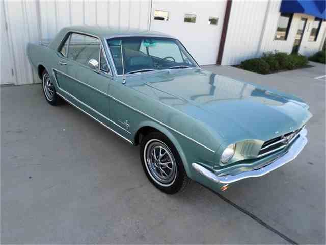 1965 Ford Mustang | 837787