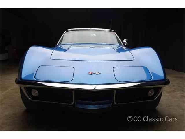 1969 Chevrolet Corvette | 838462