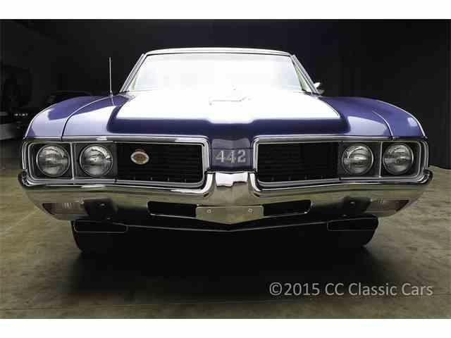 1969 Oldsmobile 442 | 838536