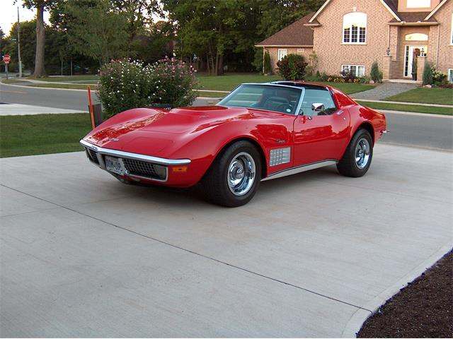 1971 Chevrolet Corvette Stingray | 838627