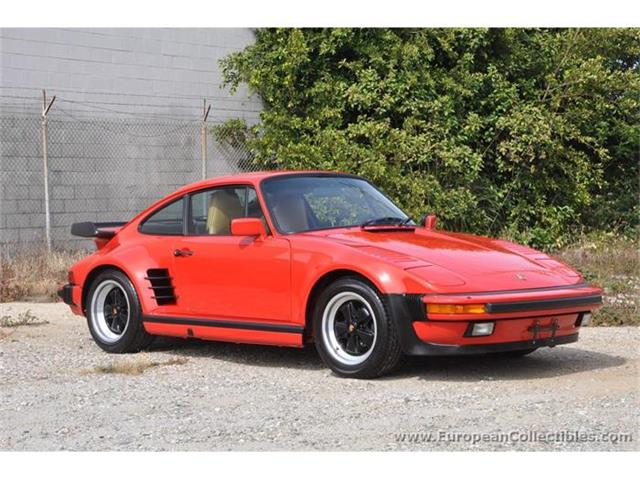 1987 Porsche 930 Turbo | 838741