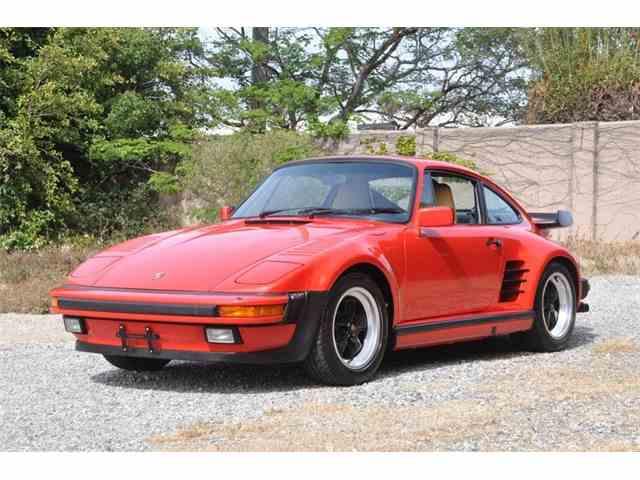 1987 Porsche 930 Turbo   838741