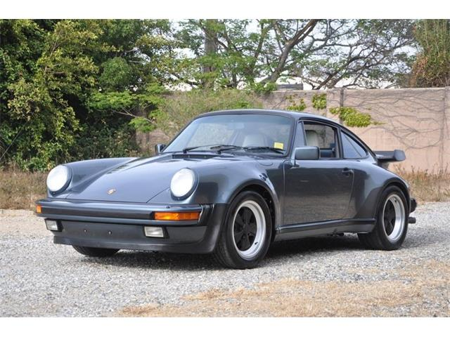 1987 Porsche 930 Turbo Sunroof Coupe | 838788
