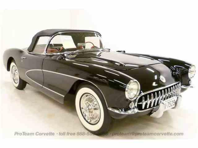 1957 Chevrolet Corvette | 838800