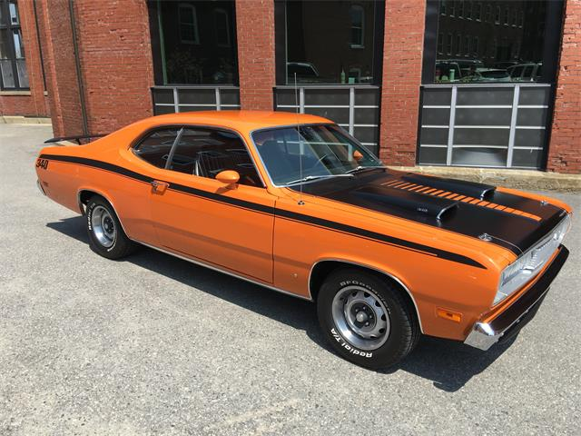 1971 Plymouth Duster | 838828